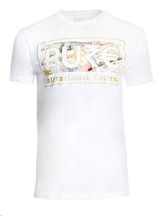 International Currency White Tee