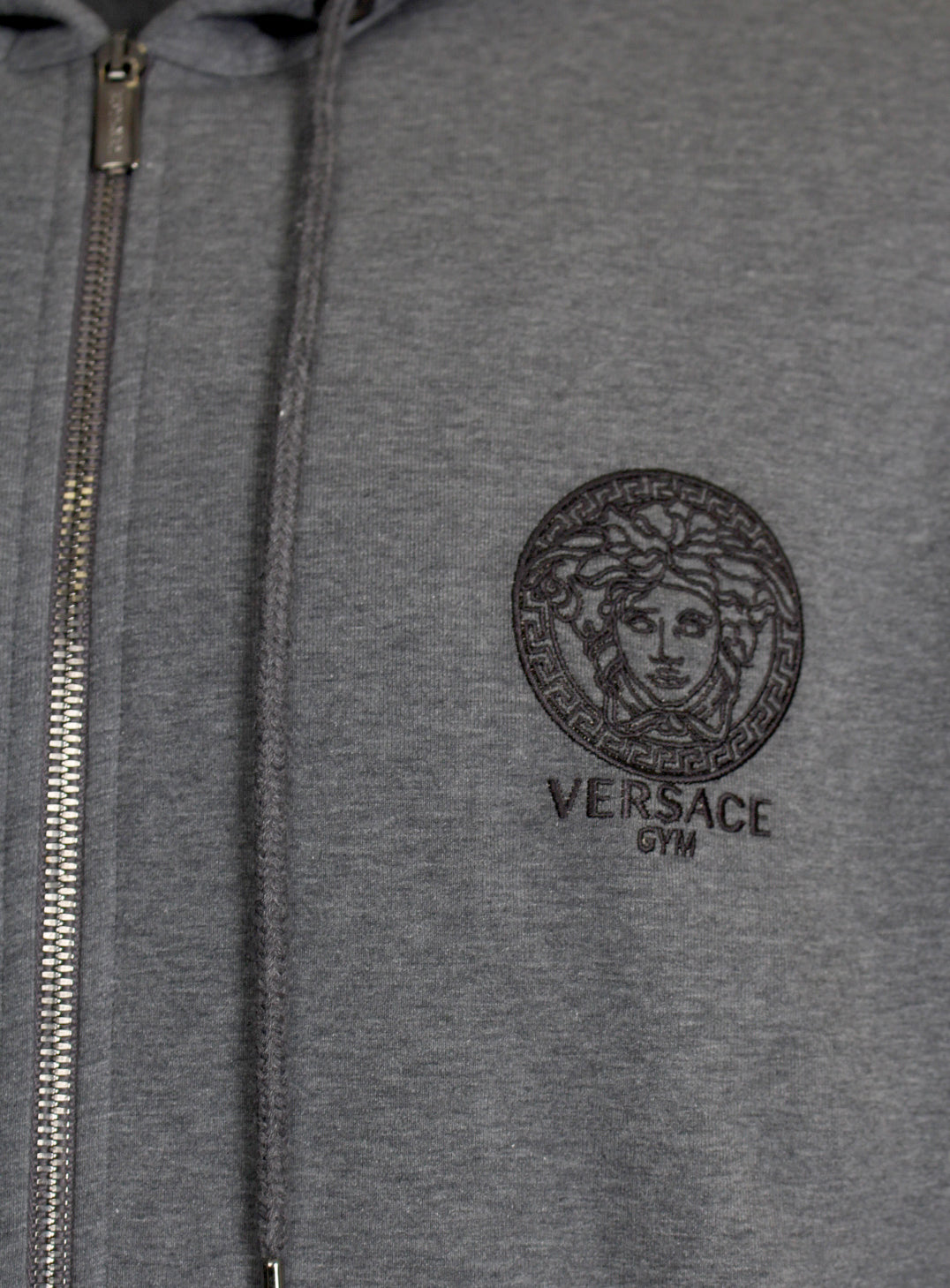Versace Zip-up Tracksuit Jacket