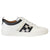 Men's Vita-Parcours Low/7 Sneakers-White