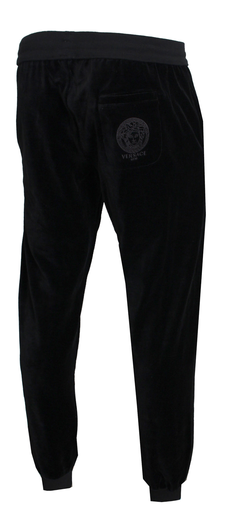 Versace Gym Trousers|Black