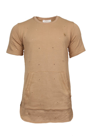 The Kash Elognated Bullet Hole Tunic, Bullet Hole Collection