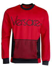 Versace Round Neck Sweat Shirt