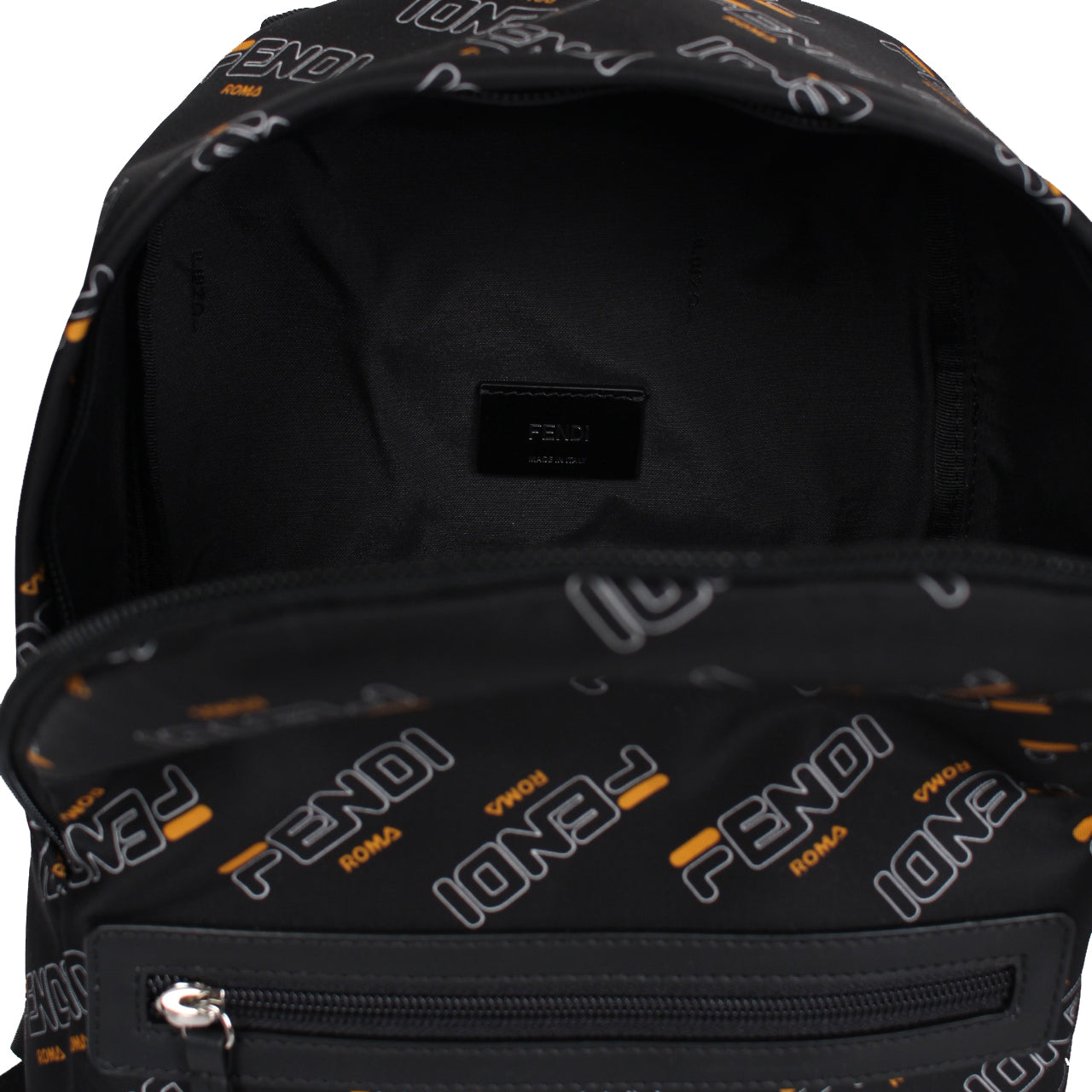 Fendi | Backpack All Over Logo Print