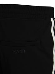 KASH Track Shorts Black