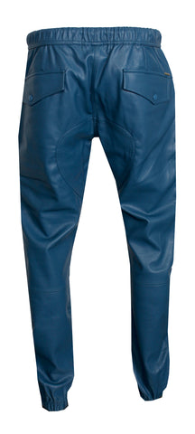 Cargo Leather Pants