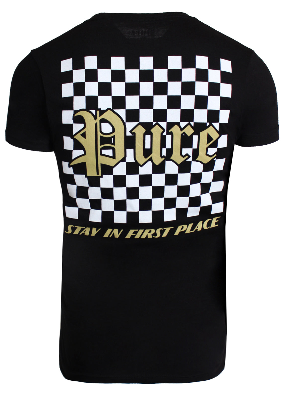 """Stay in First Place"" Pure Tee"