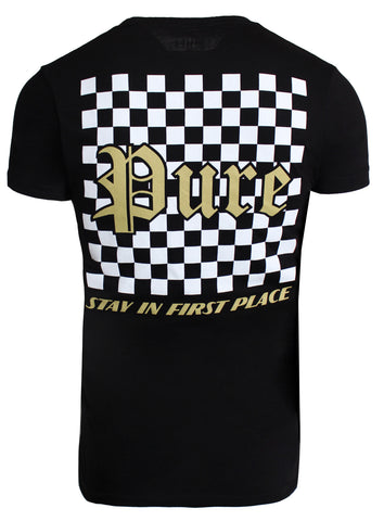 """Stay in First Place"" Pure Tee