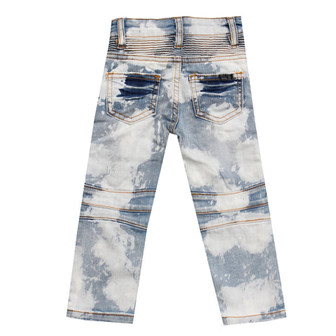 Haus of JR | Finster Biker Denim