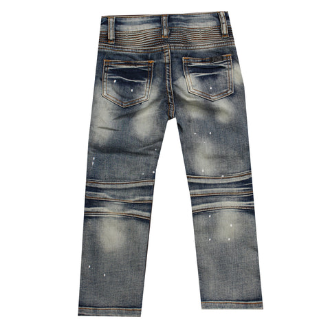 Haus of JR | Spinelli Biker Denim
