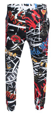 Love Moschino Graffiti Joggers