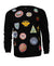 Moschino Camping Sweater (BLACK)