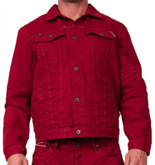 Cult of Individuality- Heritage Jacket (Red)