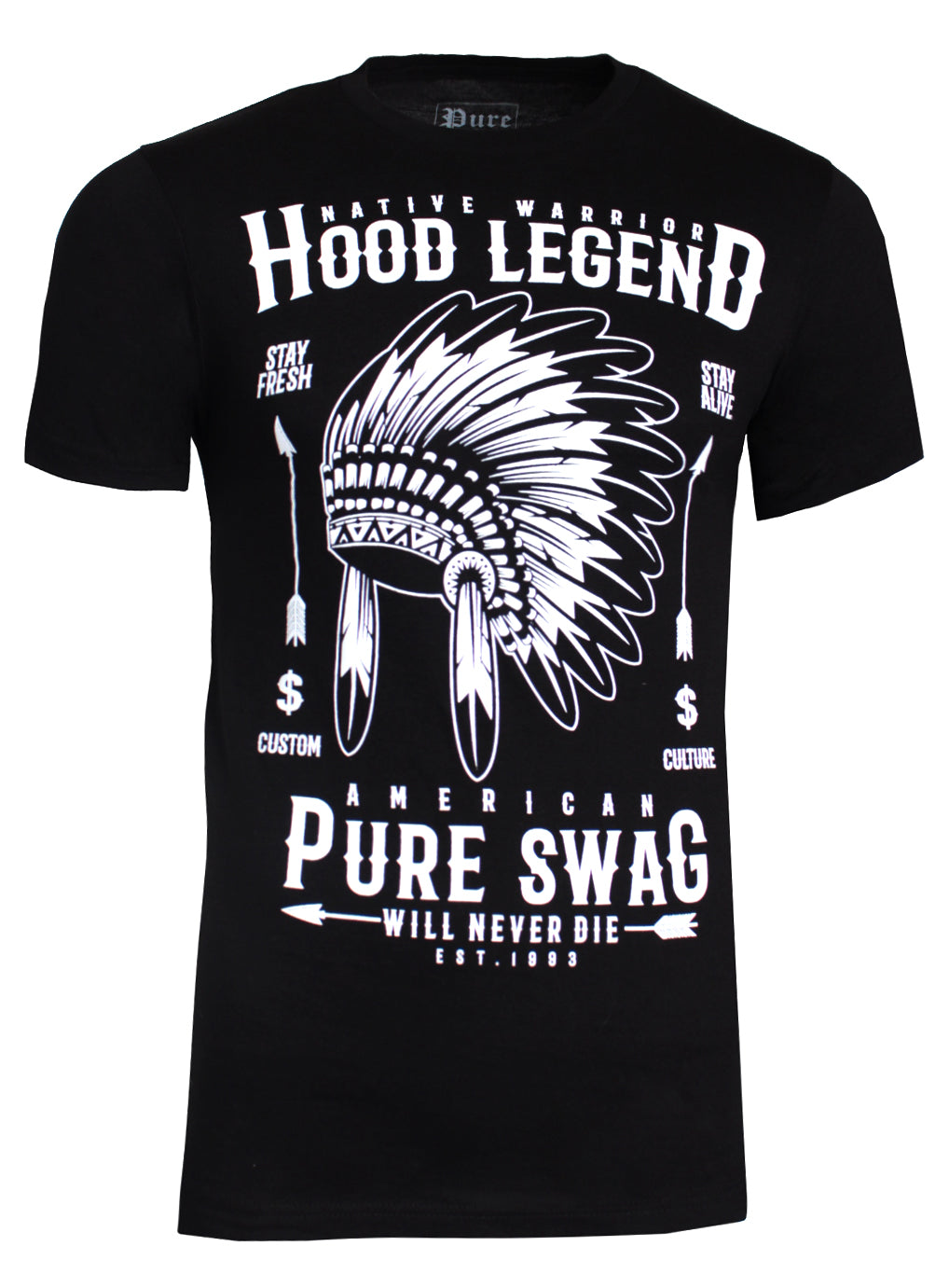 Native Warrior Pure Tee