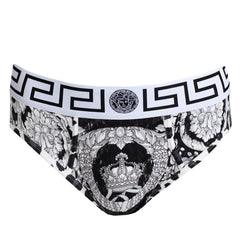 Versace Greca Border Men's Slip