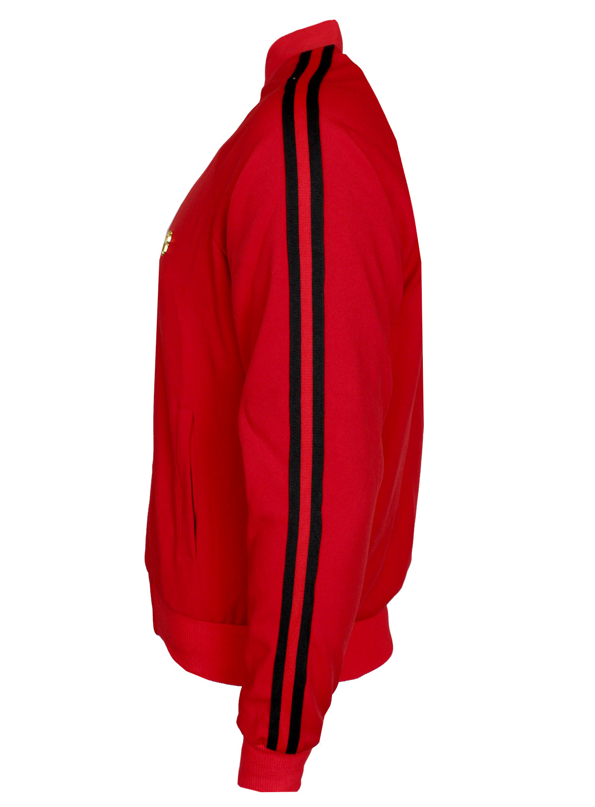 KASH Red Track Jacket