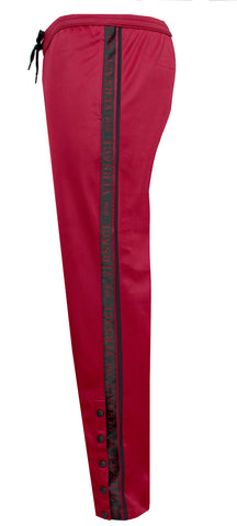 Versace Gym Trousers | Burgundy
