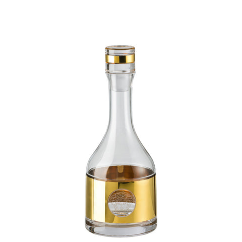 Decanter, round | Medusa Madness Oro