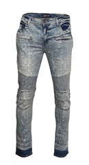 Embellish George Biker Denim