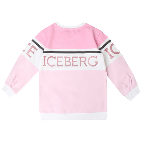 Iceberg | Girls Sweatshirt W/Logo