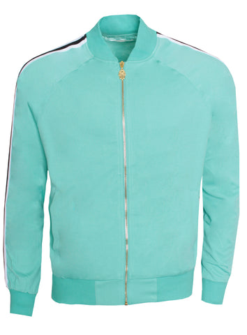 Minty Fresh Track Jacket LS | Minty Fresh