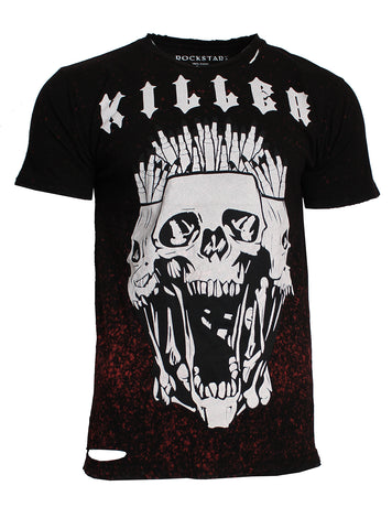 Killer Tour T-Shirt (RED)