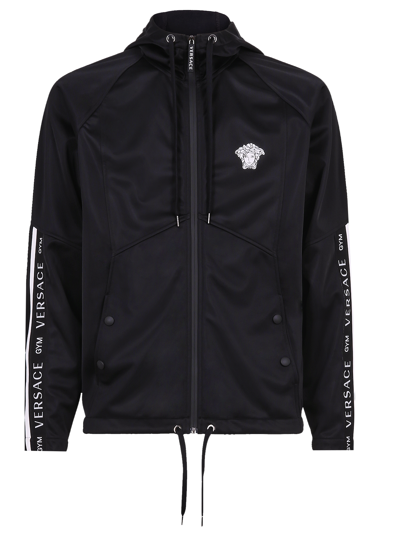 Zip-up Tracksuit Jacket