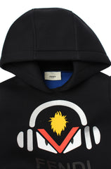Boys Monster Hoddie