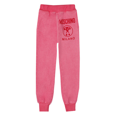 Kids Moschino | Jogging W/Double Question Mark
