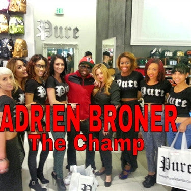 Adrien Bronner, HBO Boxing Champ