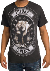 Future Is Black Jet Black Tee