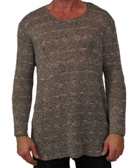 Elongated Malibu Knit Sweater