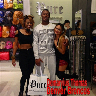 Demaryius Thomas, NFL Denver Broncos