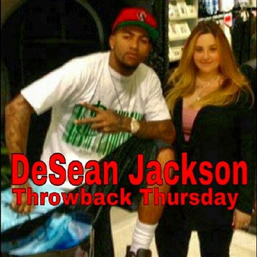 Desean Jackson, NFL Wide Receiver Philadelphia Eagles
