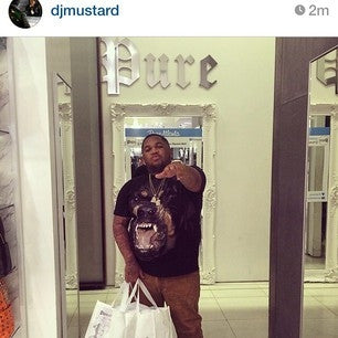 DJ Mustard, Roc Nation, Mustard on the Beat