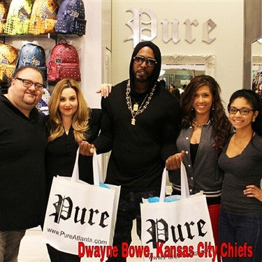 Dwayne Bowe, NFL Kansas City Chiefs