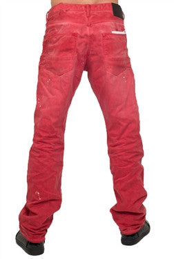 PRPS Demon Larissa Red Jeans