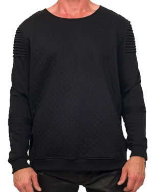 Unknown Crew Sweatshirt (Black)