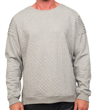 Unknown Crew Sweatshirt (Grey)