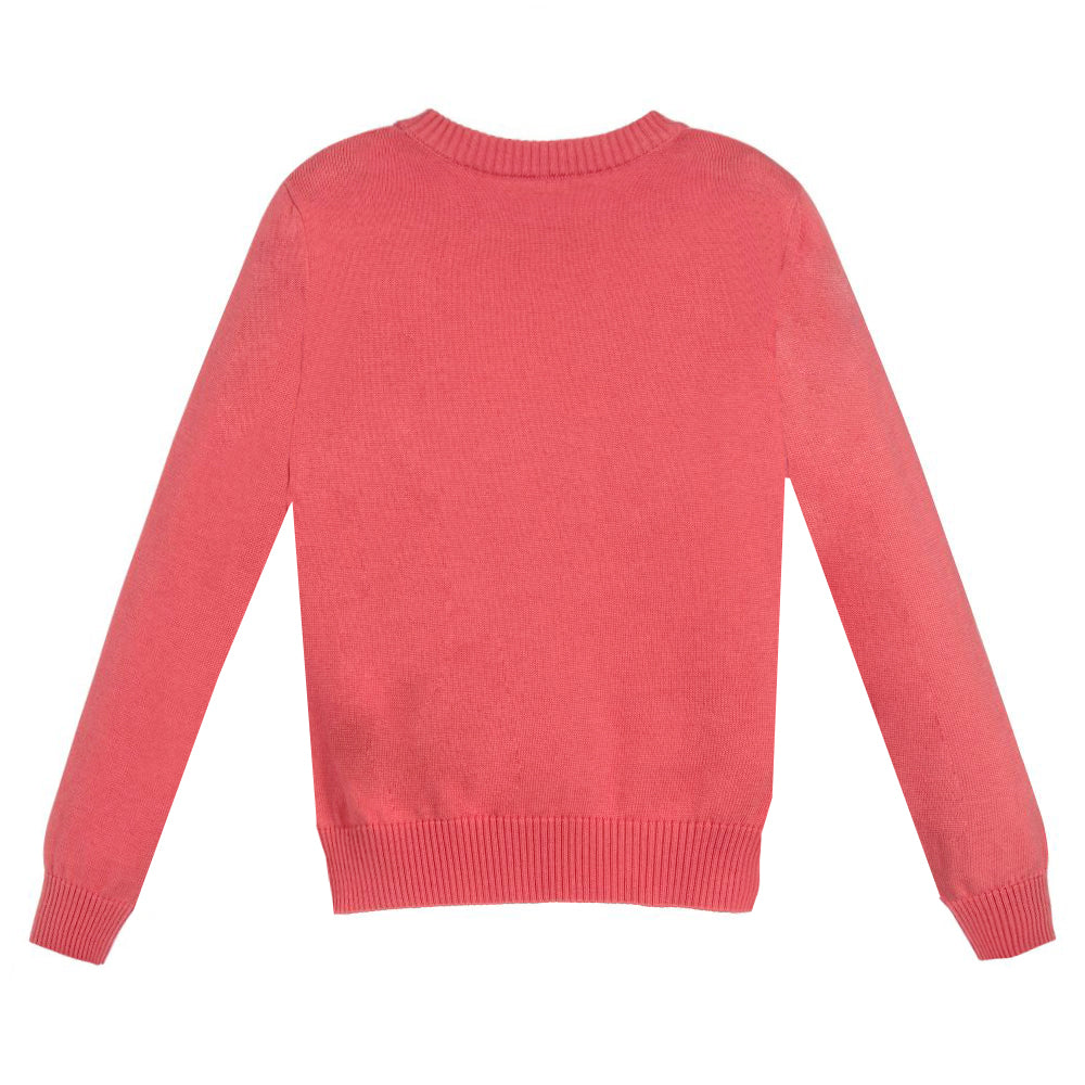 Girls FENDI logo Sweater