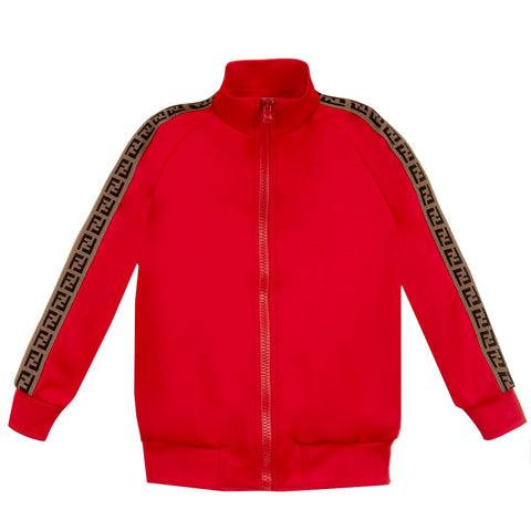 Fendi | Kids Unisex Track Jacket
