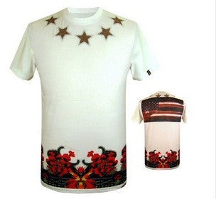 Forte Stars and Flowers Tee