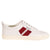 Men's Helvio Leather Sneakers in White