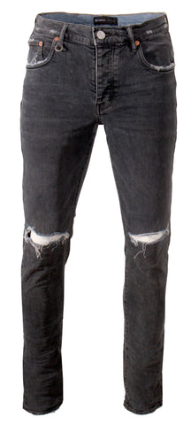Men's P001 Slim fit mid Indigo Resin
