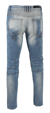 Men's Jennings Biker Denim