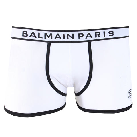 Men's Balmain Paris Logo Band Underwear