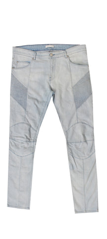 Balmain Men's Biker Denim