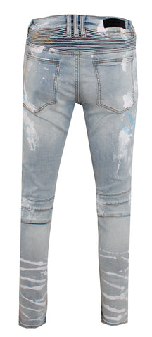 Men's Hasting Biker Denim