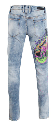 Men's Devey Standard Denim
