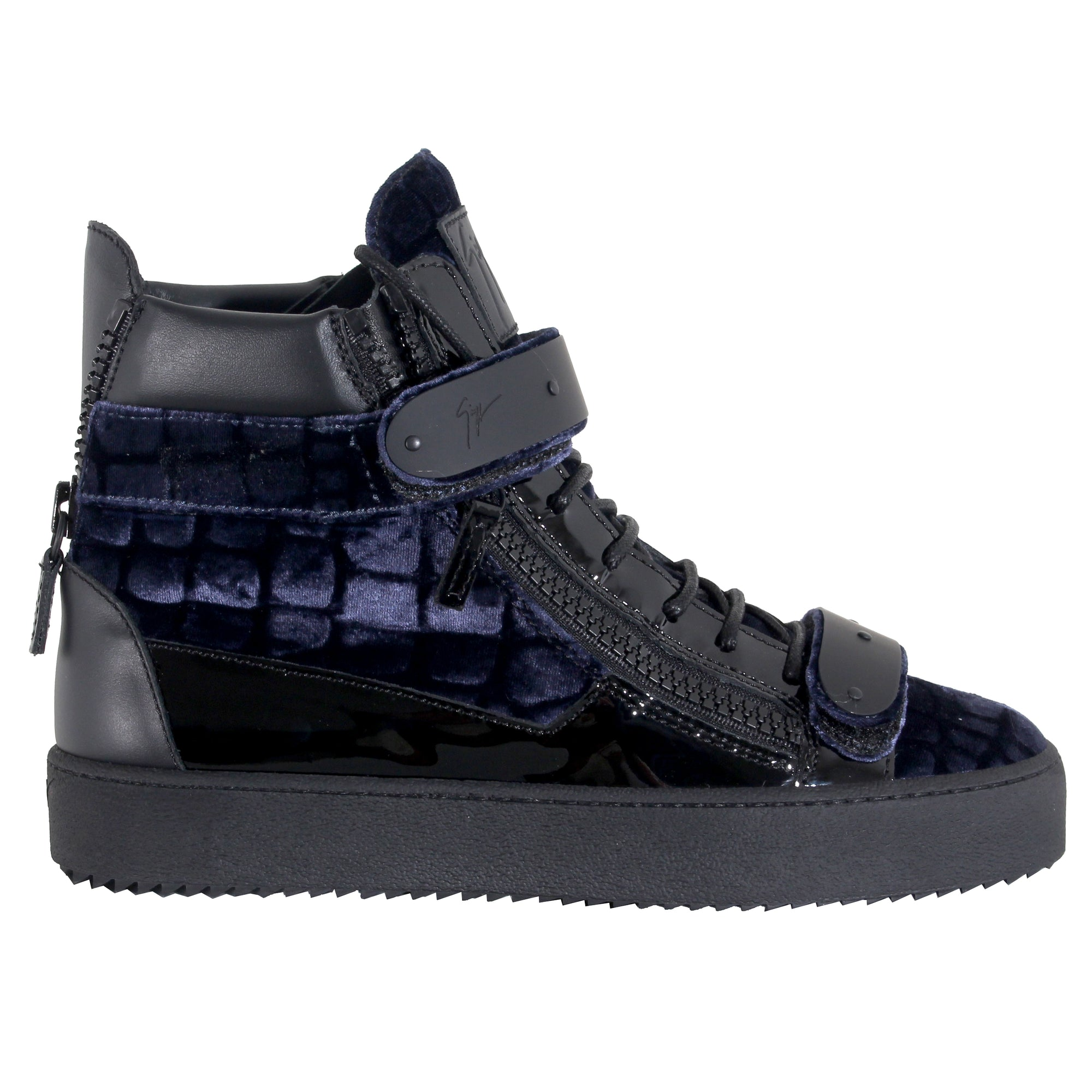 Men's Giuseppe Zanotti Meredith High Top Sneakers