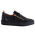 Men's Giuseppe Birel- Vaguel Nero Sneakers